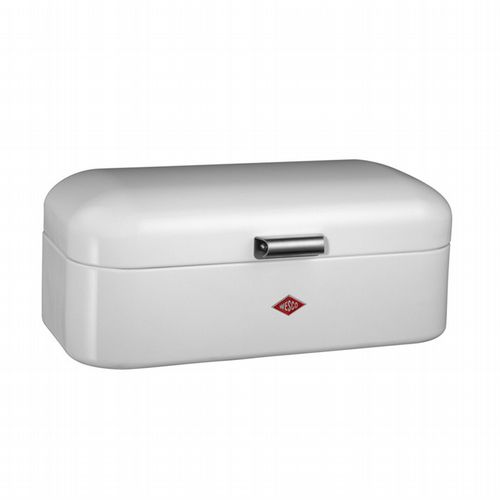 Bread Bin - White, Black or Grey